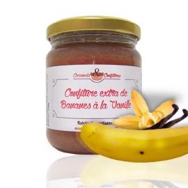 Confiture Bananes à la Vanille