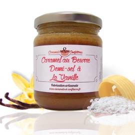 Caramel au Beurre Demi-sel à la Vanille
