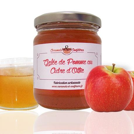 Gelée de Pomme au Cidre d'Othe